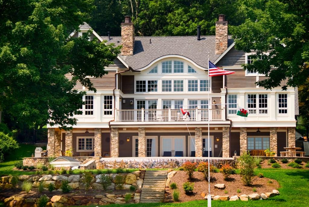 Portfolio - the Lake house
